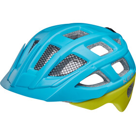 KED Kailu Helmet Kids lightblue green matt